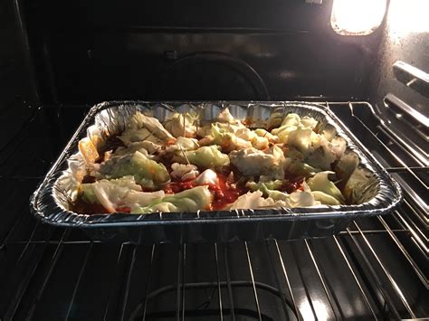 cabbage rolls in oven recipe ricotta stuffed cabbage shells low carb one drop diabetes management made simple
