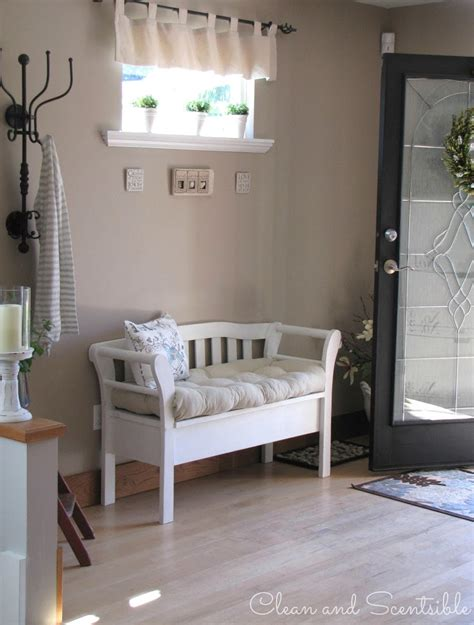 front entry bench the creative spark no 91 clean and scentsible