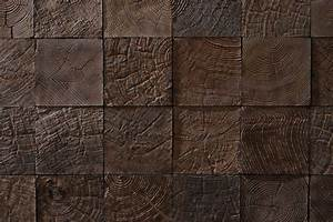 Enchanting Brown Cube Brick Exposed Textured Wall For ...
