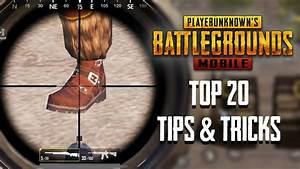 Top 20 Tips  U0026 Tricks In Pubg Mobile
