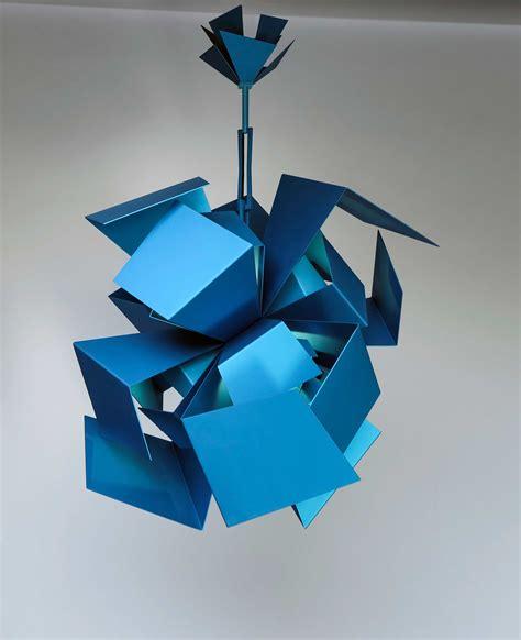canape annee 50 inspiré par la nature et l origami hervé der straeten