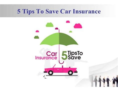 5 Tips To Save Car Insurance