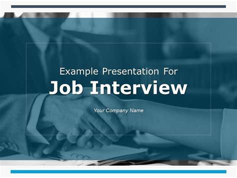 job interview powerpoint