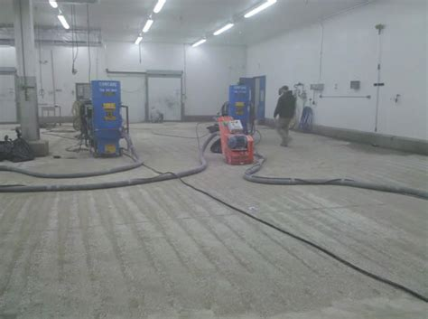 scarify industrial concrete floors