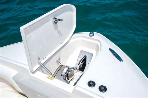 Small Boat Anchor Windlass by How To Install An Anchor Windlass Boating World