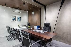 Office Design Is Bold and Spirited Composition | Limited ...