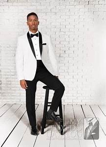 White 39Modern Essential39 Dinner Jacket Tuxedos Suits