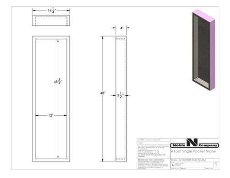 tile redi niche dimensions 100 tile redi niche sizes tile redi niche maax 100