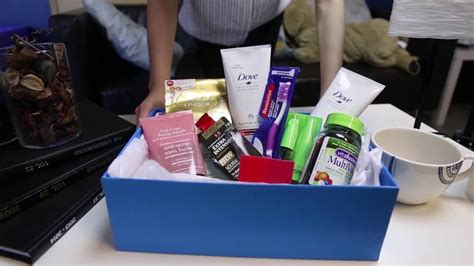 diy   wrap  shoebox gift youtube