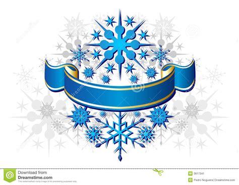 blue christmas ribbon stock image image 3617341