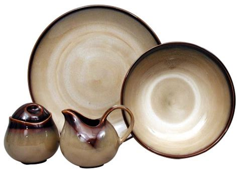 colors seem to fade brown dinnerware by sango sango brown