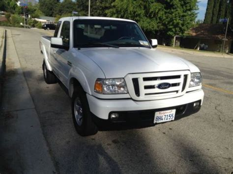 Purchase Used 2007 Ford Ranger Sport Extended Cab Pickup 2