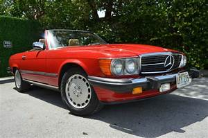 1982 Mercedes Benz Sl 560sl Convertible Not S Class 380sl