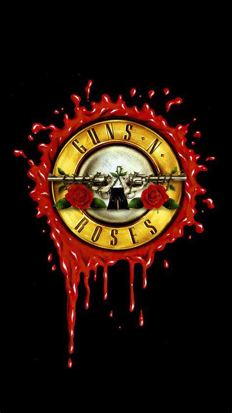 1080x1920 Guns N Roses Dark Minimal 4k Iphone 7 6s 6 Plus