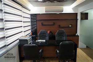 Office interior designs photo gallery images design for Interior design ideas for small office cabin