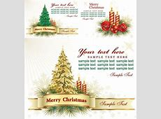 Free christmas greeting card template free vector download