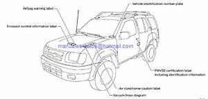 Nissan Xterra 2001 - Service Manual