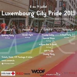 Luxembourg City Pride 2019  U2013 Woof
