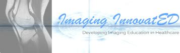 Imaging Innovated Radiology Courses, Musculoskeletal MRI ...
