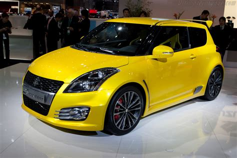 suzuki swift  concept images specifications