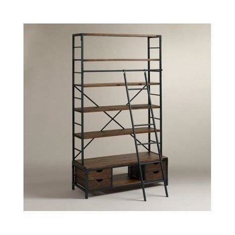 Industrial Style Bookcase by Industrial Bookcase Ebay