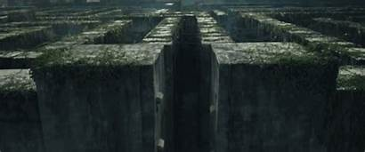 Maze Runner Walls Gifs Laberinto Roleplay Shot