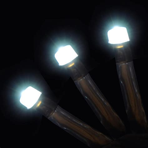 80 bulb multi white led lights indoor and outdoor