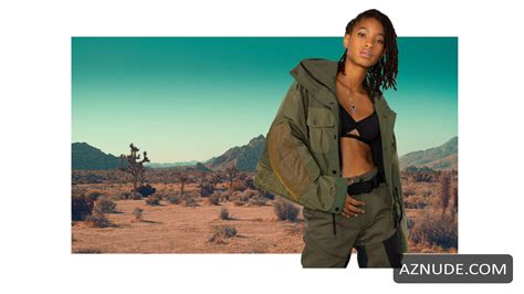 Willow Smith Appears In The Aw 2020 Campaign Aznude
