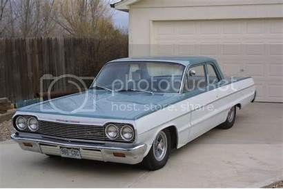 64 Trim Impala Paint Bel Air