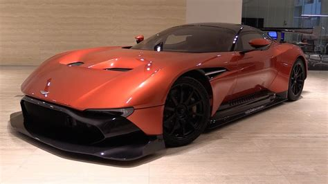 2016 Aston Martin Vulcan Start Up, Exhaust, And In Depth