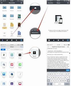 How to view icloud drive files on iphone and ipad guide for Documents no iphone