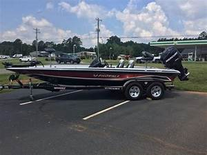 2011 Used Phoenix Bass Boats 721 Proxp Bass Boat For Sale