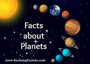 Planets – Amazing Facts 4 u