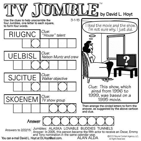 sample  tv jumble square tribune content agency