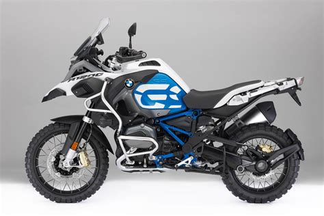 Bmw Announces R1200gsa Rallye Version And New Features