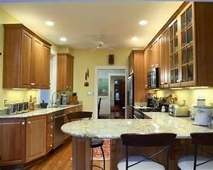Kitchen, Row, House, Design