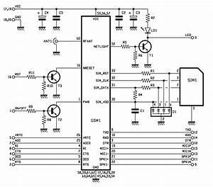 Wiring Sim900 Gsm  Gprs Shield With Ttl    Uart Serial Bus