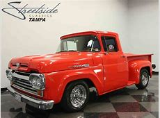 1960 Ford F100 Truck Series Review, Specs, & Pictures