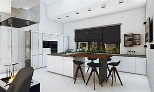 Davausnet cuisine design contemporain avec des idees for Cuisine moderne designers russes