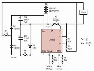 Lt2940 Ac Power And Current Monitor Circuit Collection