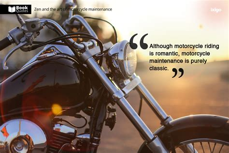 motorcycle zen quotes maintenance adventure ixigo death travel call overcomes thrill fear until