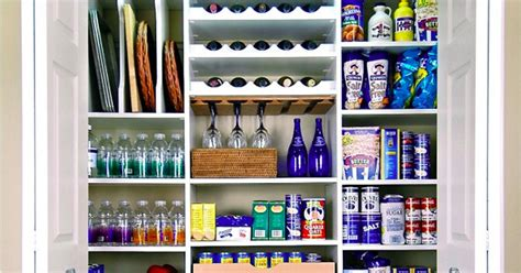 21 Food Staples You Should Always Have In Your Pantry