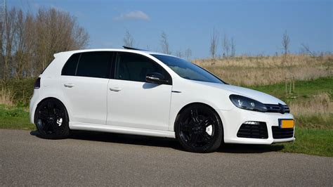 Volkswagen Golf 6 VI R20 R 2.0 Stage 3 400HP Launch ...