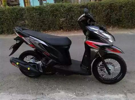 Honda Beat Velg 14 Jari Jari by Gambar Modifikasi Vario 125 150 Esp Iss Fi Velg Jari Jari