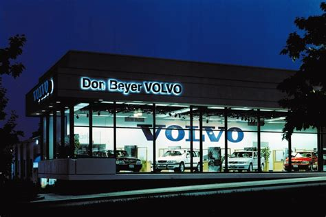 don beyer volvo  dulles turner construction company