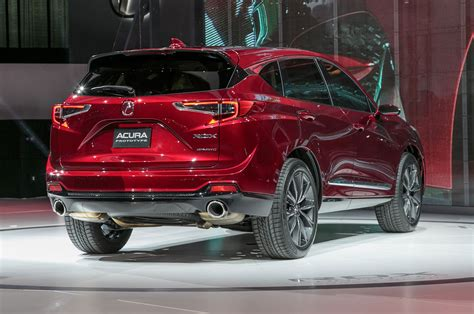 2019 Acura Rance : 2019 Acura Rdx Prototype Preps For More Acronyms