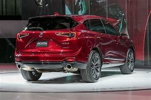 2019 Acura Rdx Prototype Preps For More Acronyms
