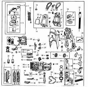 Bissell 9500 Carpet Cleaner Parts