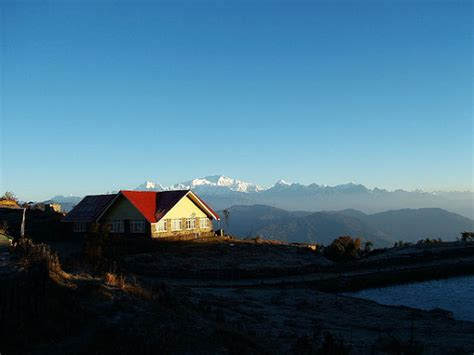 House In Tonglu by Singalila Ridge Trek Nativeplanet