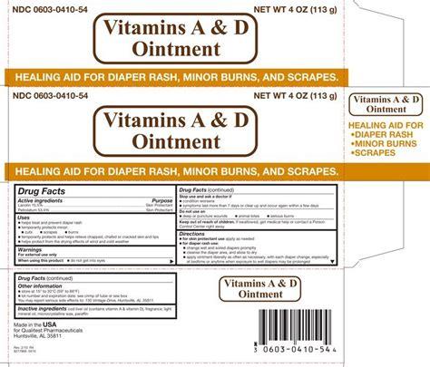 ointment vitamins uses otc thaipoliceplus